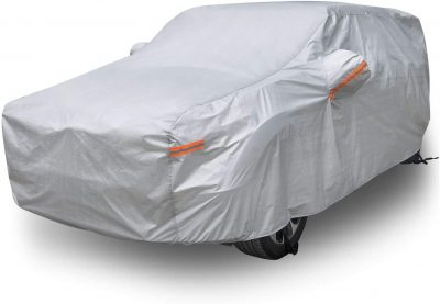 SUV Car Cover Waterproof All Weather for Automobiles
