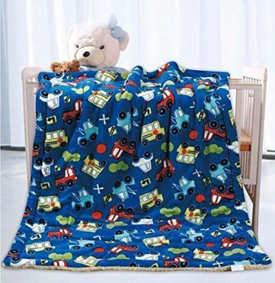 Outdoors Baby Blanket