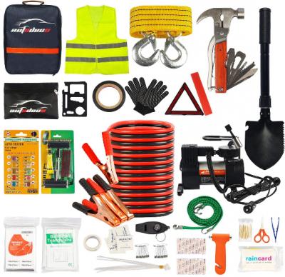 AUTODECO Car Roadside Emergency Kit