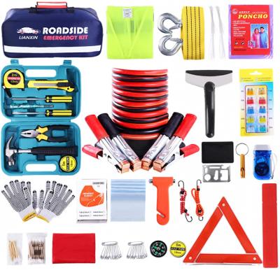 Roadside Assistance Emergency Kit