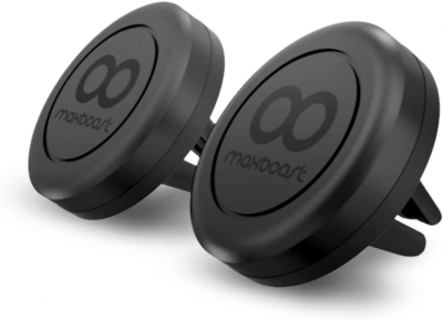 Maxboost [2 Pack] Universal Air Vent Magnetic Phone Car Mounts Holder