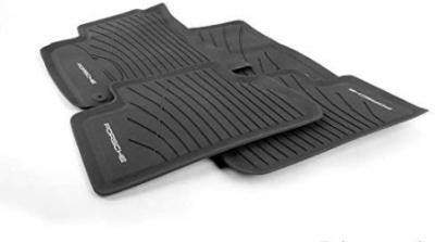 Genuine Porsche Macan All-Weather Floor Mats