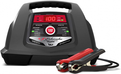 Schumacher SC1281 6/12V Fully Automatic Battery Charger