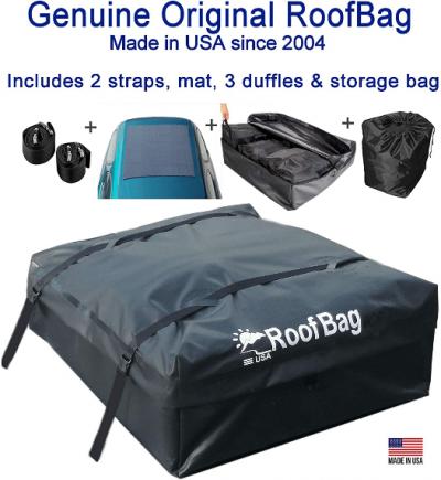 RoofBag Rooftop Cargo Carrier