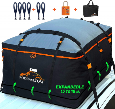 RoofPax Expandable Rooftop Cargo Bag